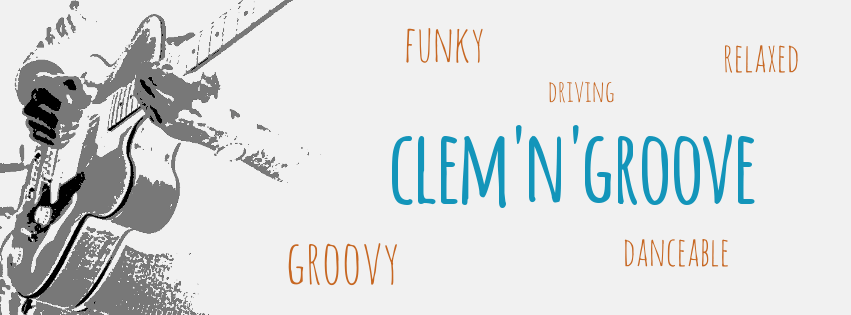 clem'n'groove – Banner